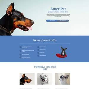 Animal Layout Premium