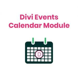 Divi Events Calendar Module Product Featured Image