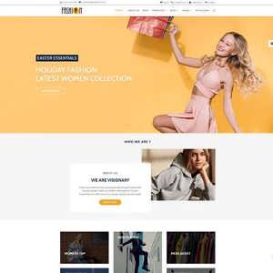 Divi Fashion Woocommerce Theme