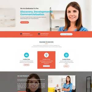 Divi Free Clinic Layout