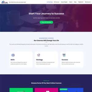 Divi LMS Child Theme for LearnDash