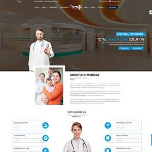 Divi Medical Health Care