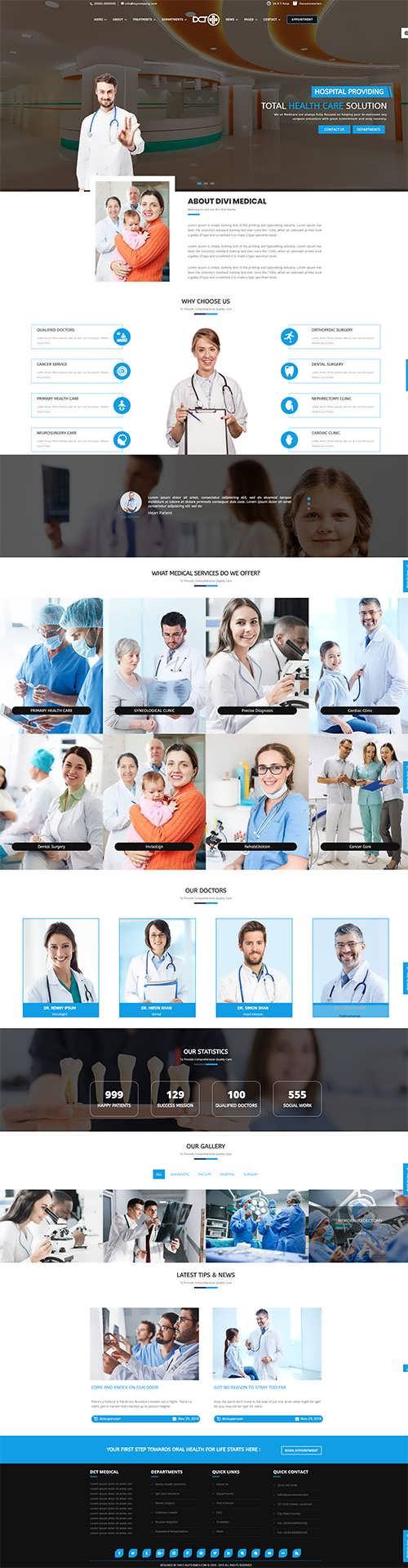 Divi Medical Health Care