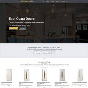 East Coast Doors