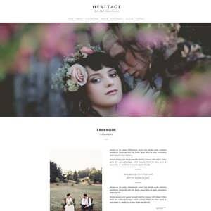 Heritage Child Theme For Divi