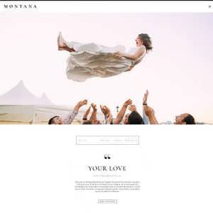 Montana Child Theme For Divi
