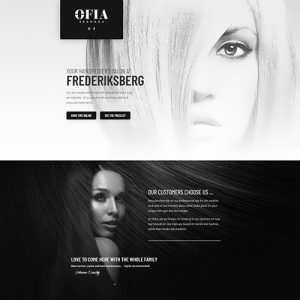 Ofias Fashion Website