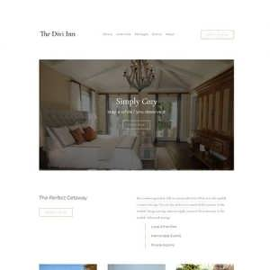The Divi Inn Child Theme