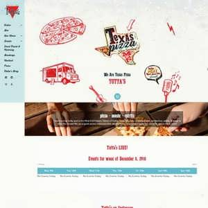 Tuttas Pizza Restaurant