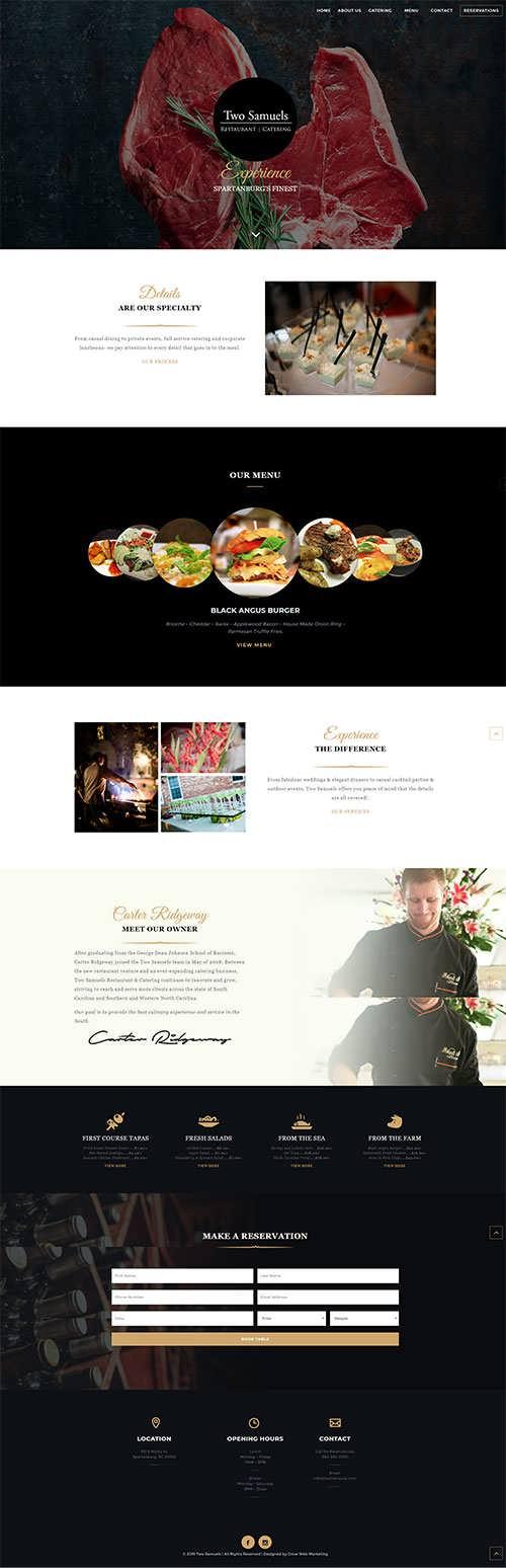 Twosamuels Restaurant