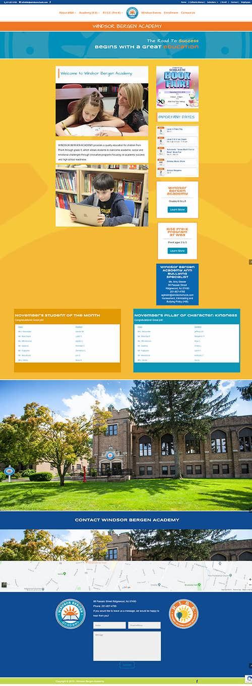Windsor Bergen Academy School