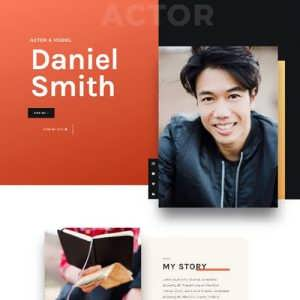 actor cv landing page scaled