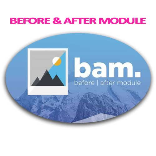 before after divi module