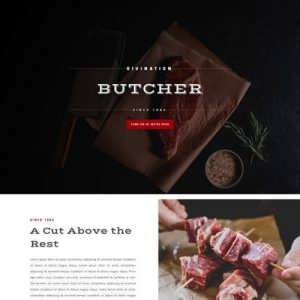butcher landing page scaled
