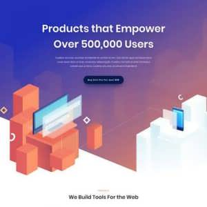 digital product landing page scaled