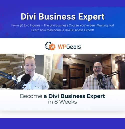 divi business expert course