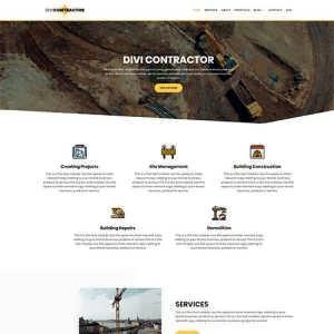 divi contractor