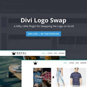 divi logo swap featured image