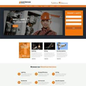 Electrician Theme