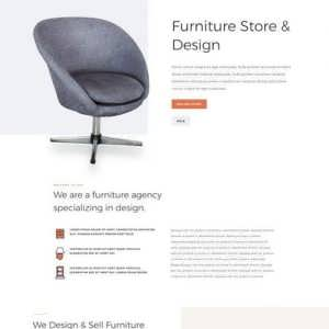 furniture store landing page scaled