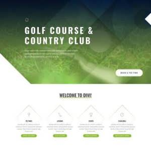 golf course landing page scaled