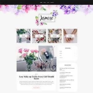 jasmine blog divi