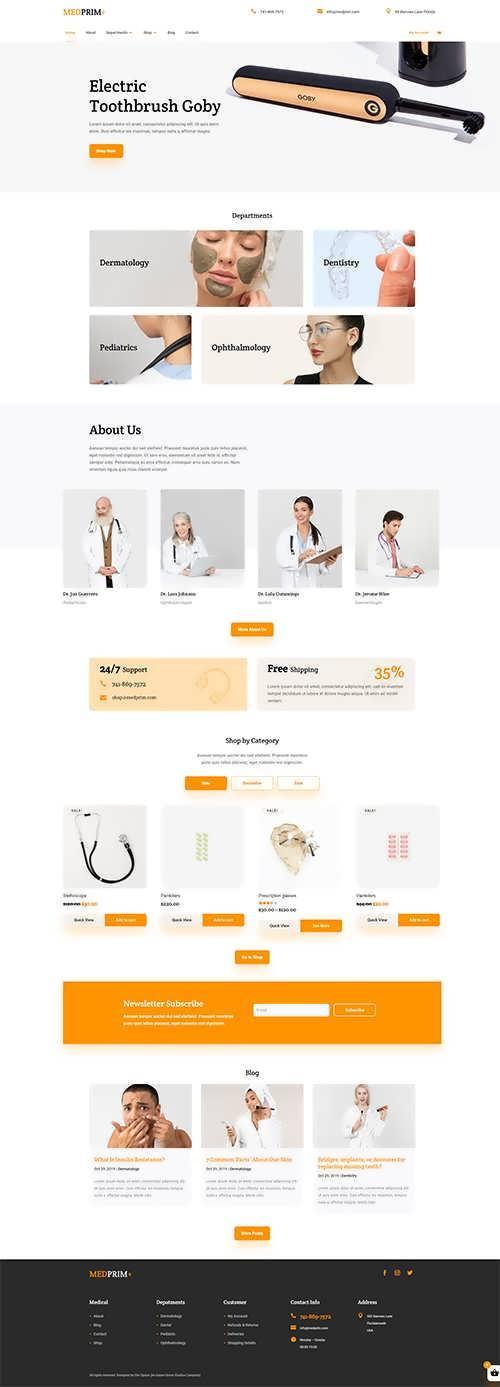 medical ecommerce