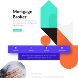 mortgage broker landing page scaled