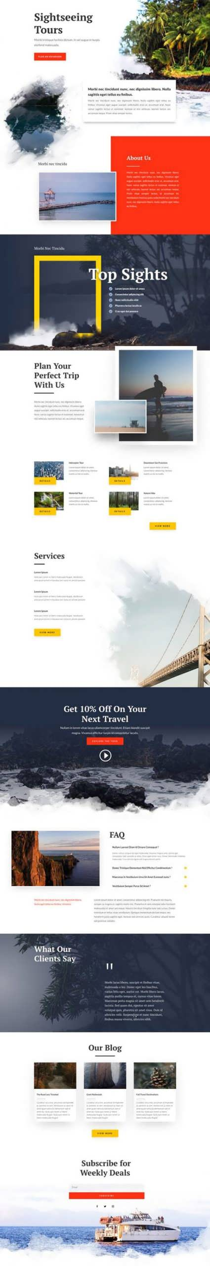 sightseeing landing page scaled