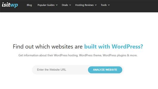 Check WordPress